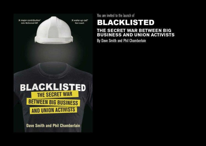 Blacklisted - the book